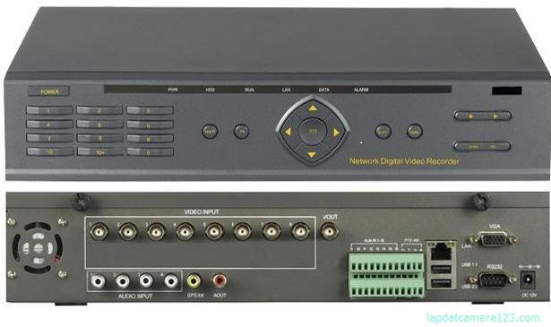 Đầu ghi NVR