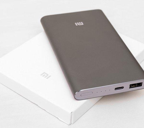 Pin dự phòng Xiaomi Mi Gen 2 10000 mAh