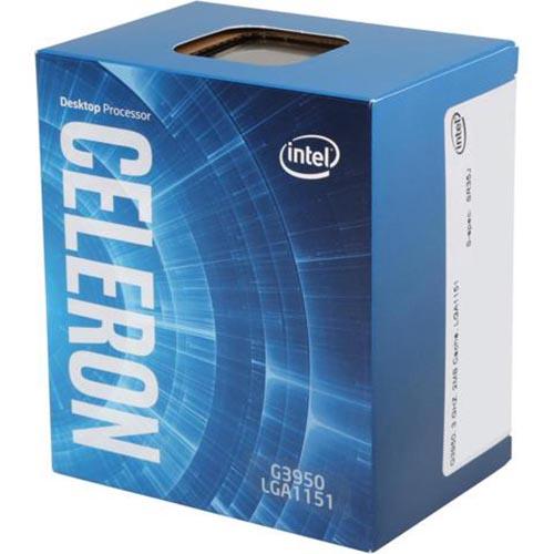 CPU Intel Celeron G3950