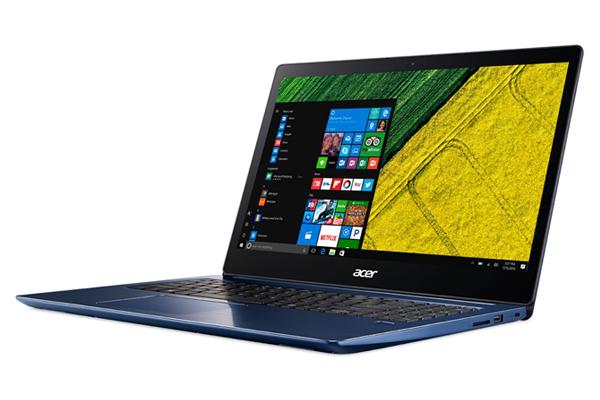 Máy tính xách tay Acer Swift 3 SF315-51-530V NX.GSKSV.001