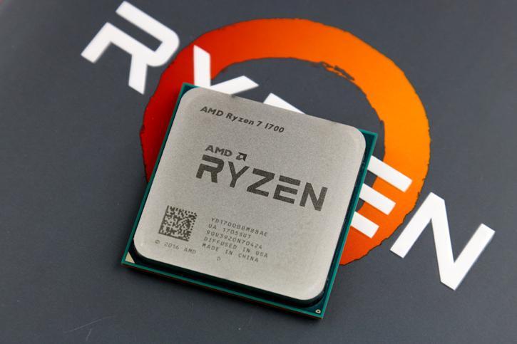 Kết quả hình ảnh cho AMD Ryzen 7 1700