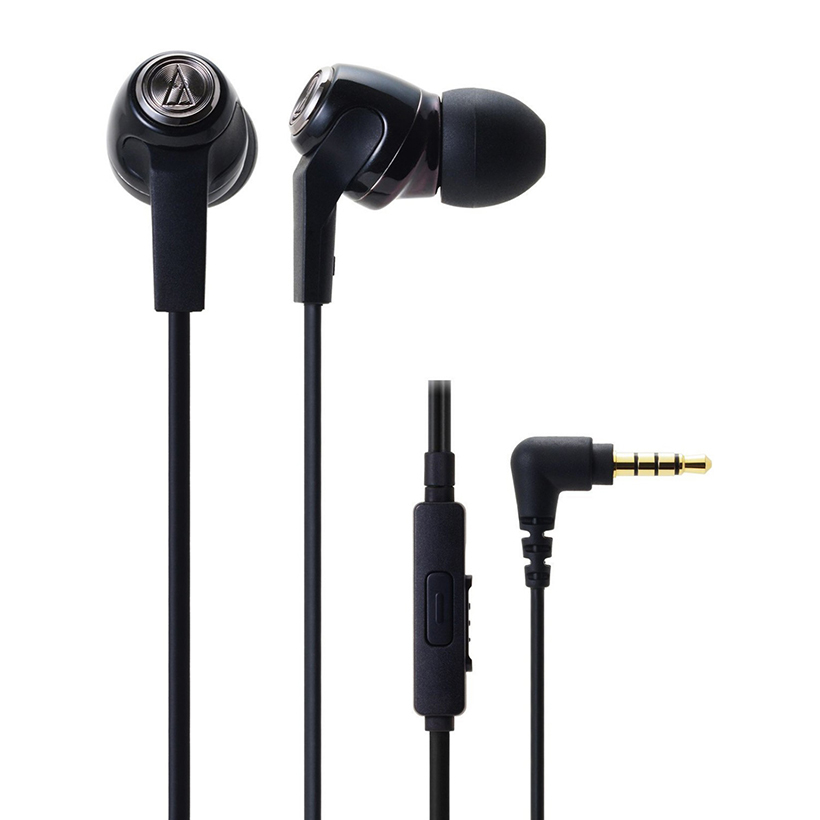 Tai nghe Audio Technica ATH-CK330IS (Đen)