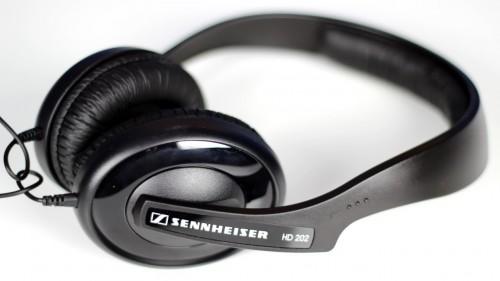 Tai nghe Sennheiser HD202