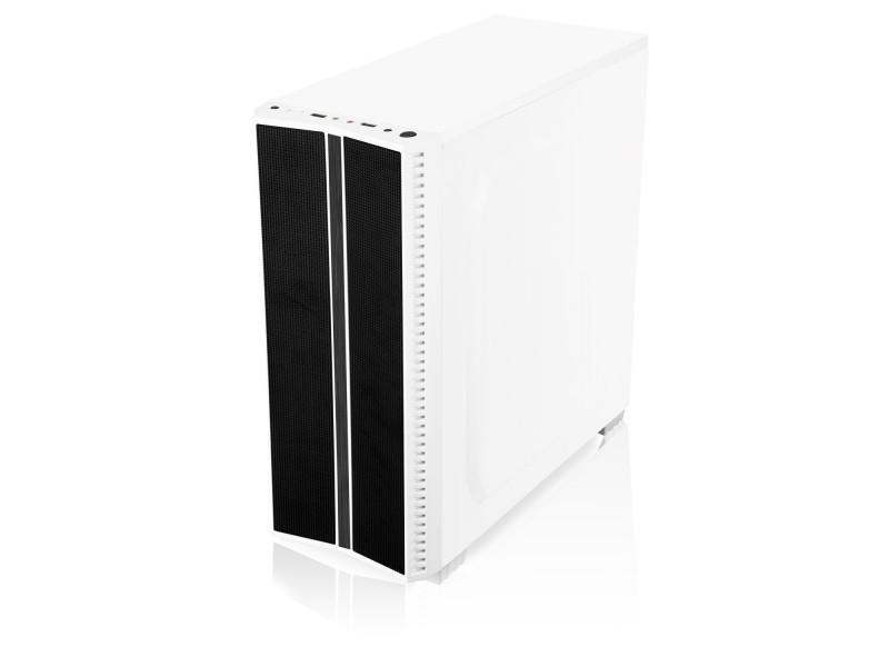 Vỏ máy tính Sama JAV - LED White