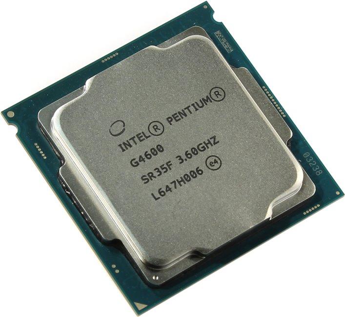 Bộ VXL Intel Dual Core G4600