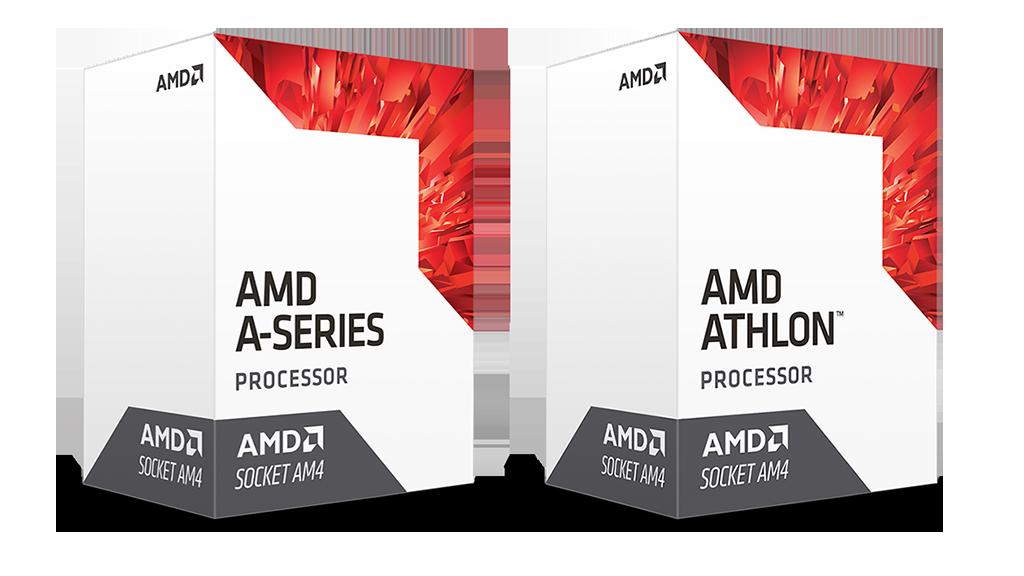 Bộ VXL AMD Bristol Ridge A8-9600 APU