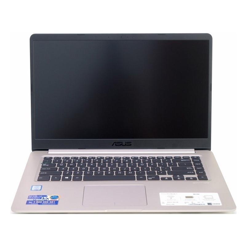 Máy tính xách tay Asus S510UA-BQ308 Gold - Vỏ Nhôm - Slim