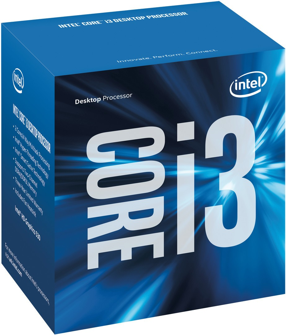 CPU INTEL Core™ i3 - 6300 3.80GHz