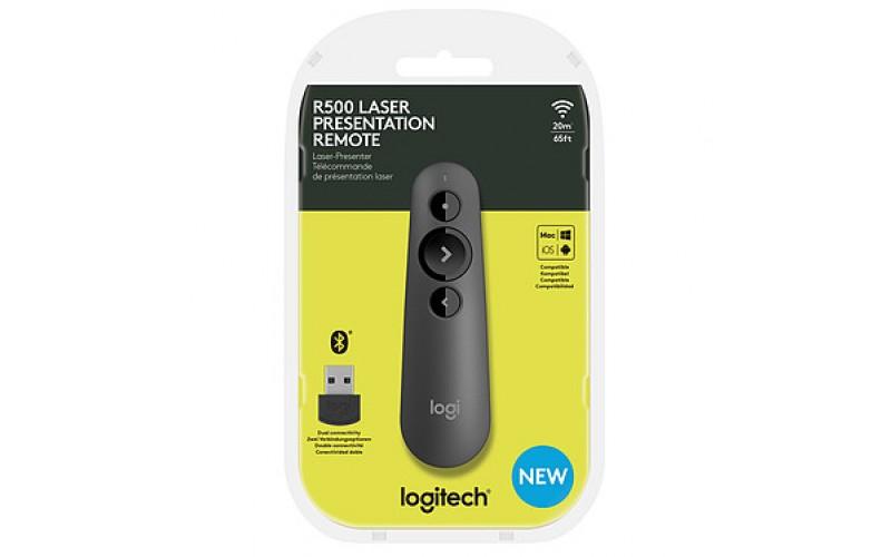 Bút trình chiếu Logitech R500