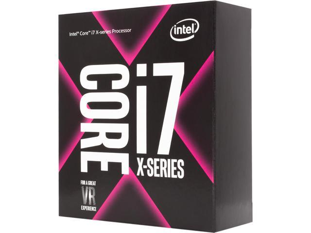CPU Intel Core i7 - 7820X