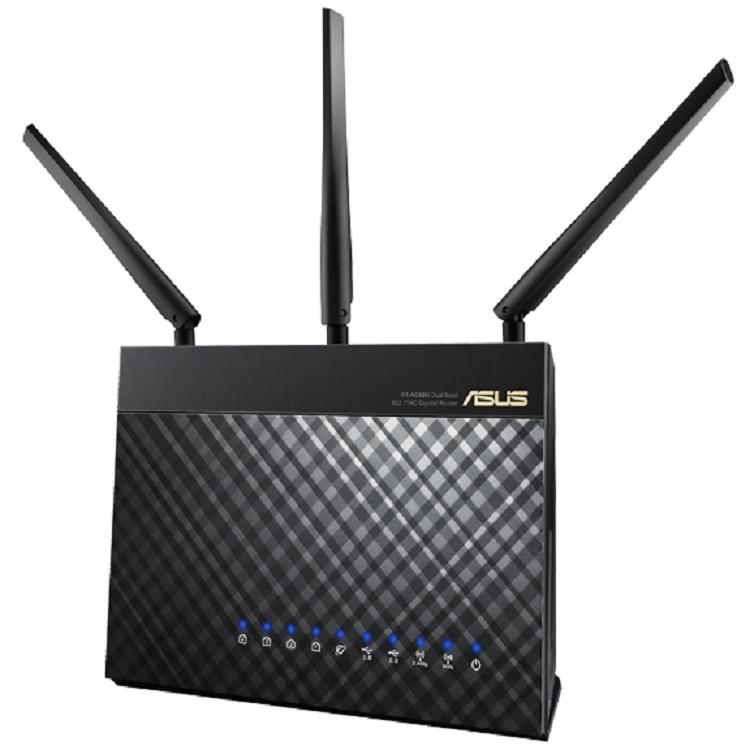 Thiết bị định tuyến dữ liệu Asus RT-AC68U