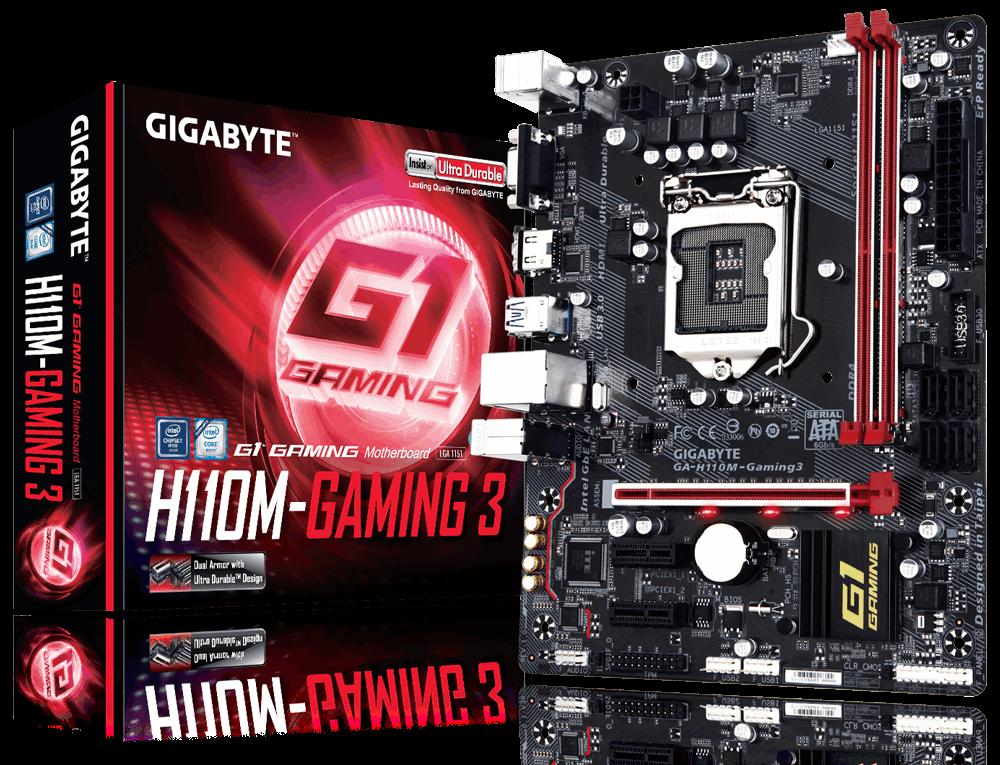 Mainboard H110M-Gaming 3