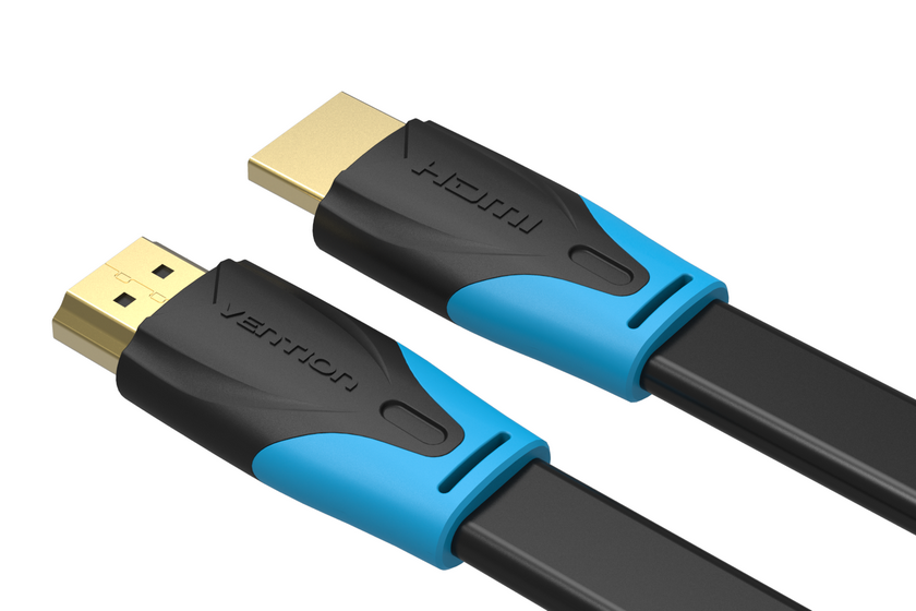 Cáp HDMI dẹt Vention VAA-B02-L500 5m