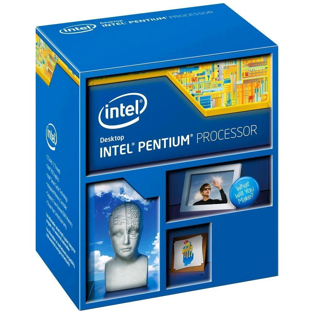 CPU Intel Pentium G4500