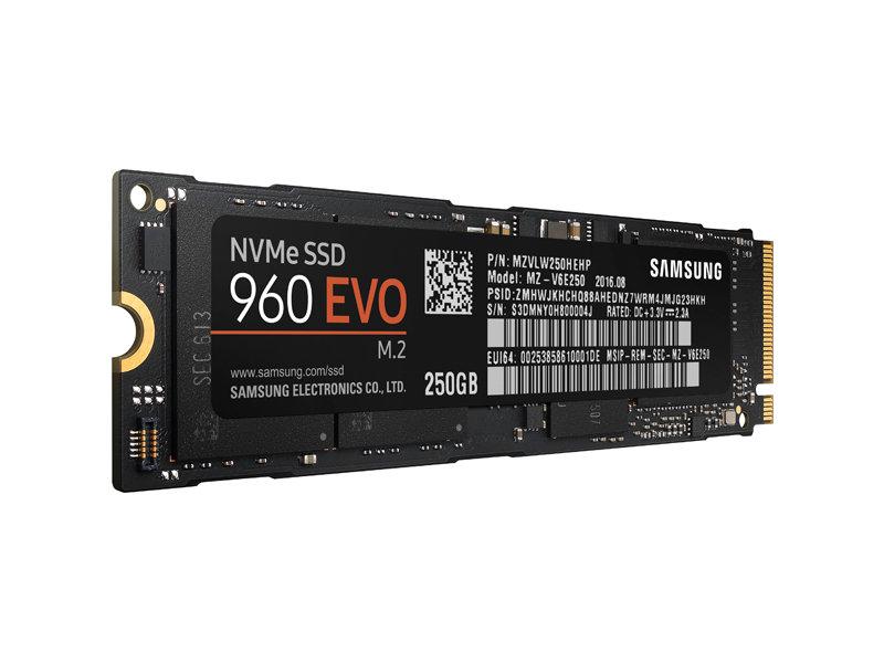 Ổ cứng Samsung SSD 950EVO - 1TB