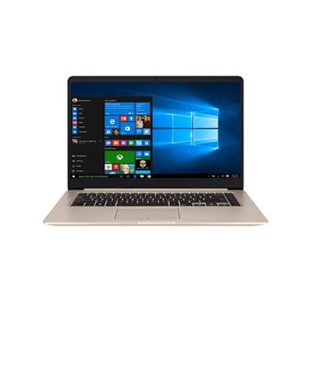 Máy tính xách tay Asus S510UQ-BQ321 Gold - Vỏ Nhôm - Slim