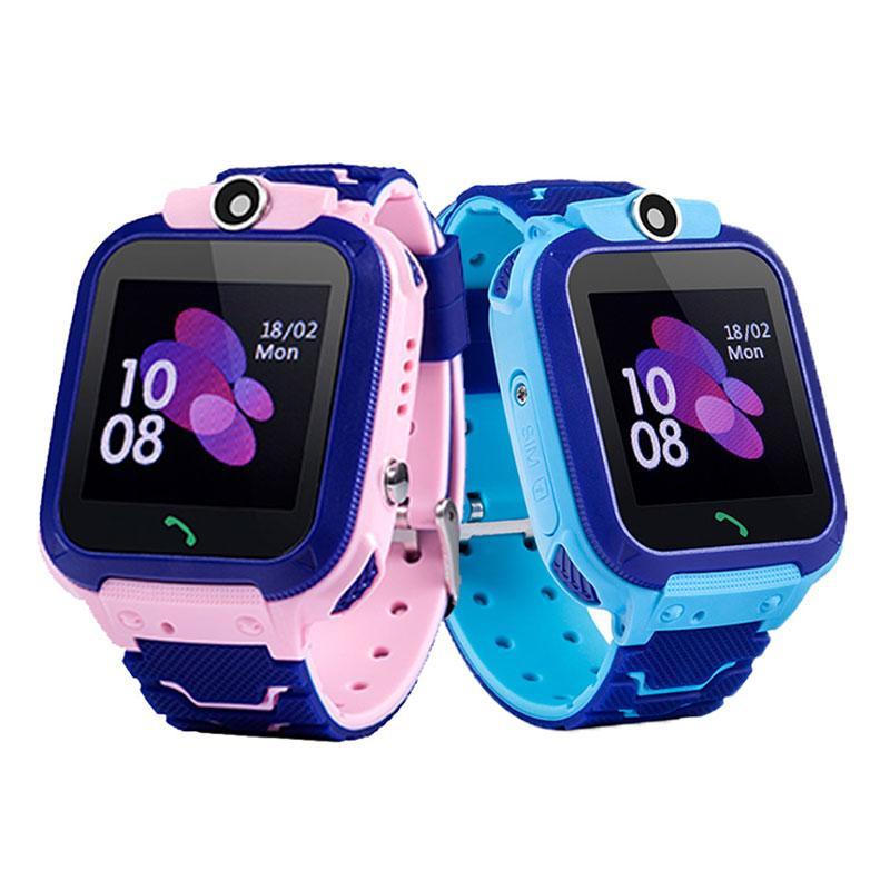 Đồng hồ định vị trẻ em GPS Wonlex GW600S