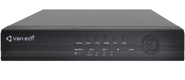 Đầu ghi hình AHD 8 kênh VANTECH VP-8161AHD