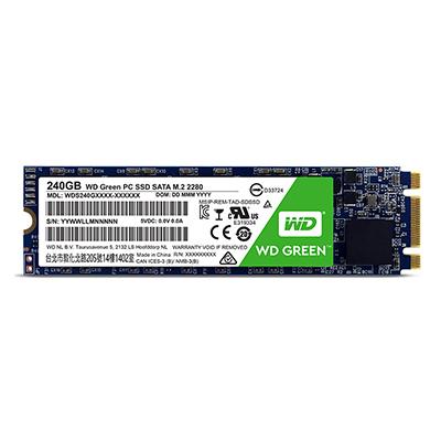 Ổ cứng SSD WD Green 240 GB M2 2280