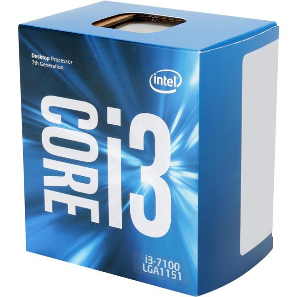 Bộ VXL Intel Kabylake Core i3 7100