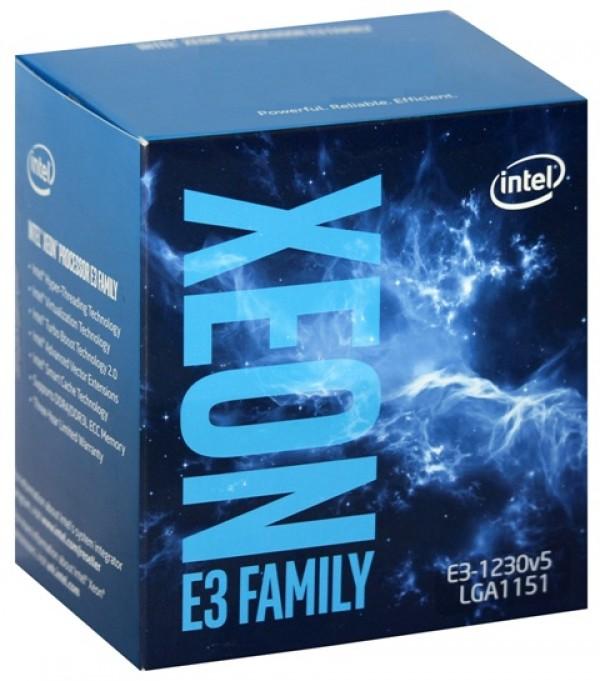Bộ VXL Intel Xeon E3 1230V5
