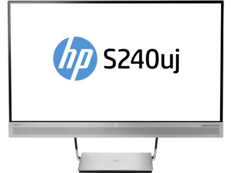 Màn hình HP EliteDisplay S240uj 23.8-inch USB-C WirelessCharging Monitor