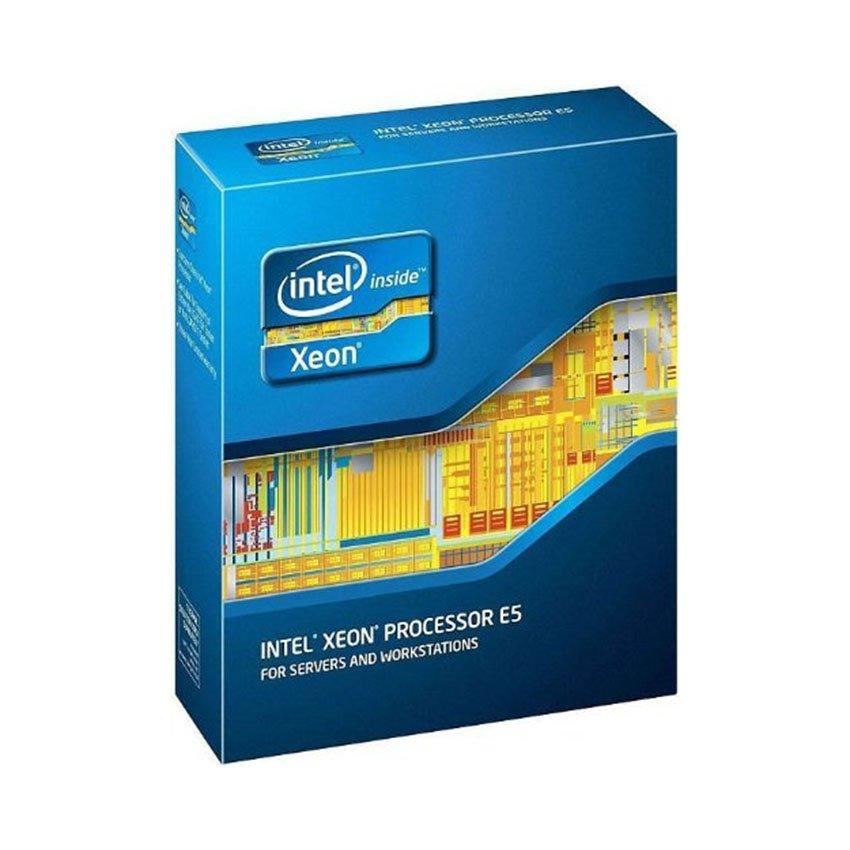 CPU Intel Xeon E5-2680 v2 (2.8GHz turbo up 3.6GHz, 10 nhân 20 luồng, 25MB Cache, 115W) - Socket Intel LGA 2011 (T, No Fan)