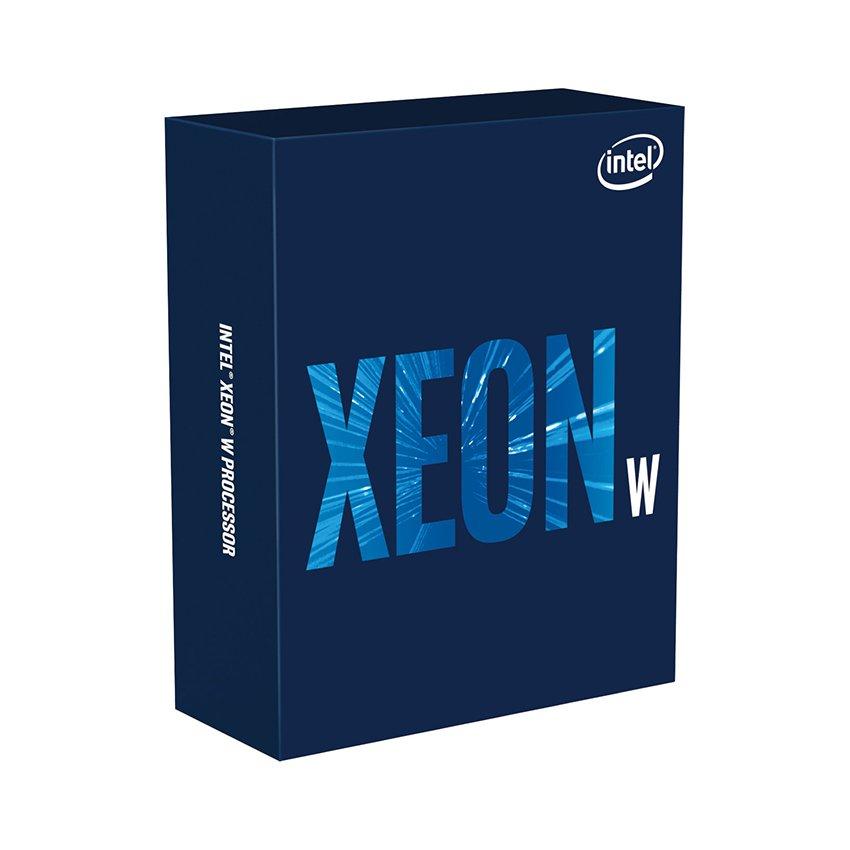 CPU Intel Xeon W-2102 (2.9GHz, 4 nhân, 4 luồng, 8.25MB Cache, 120W) - Socket Intel LGA 2066