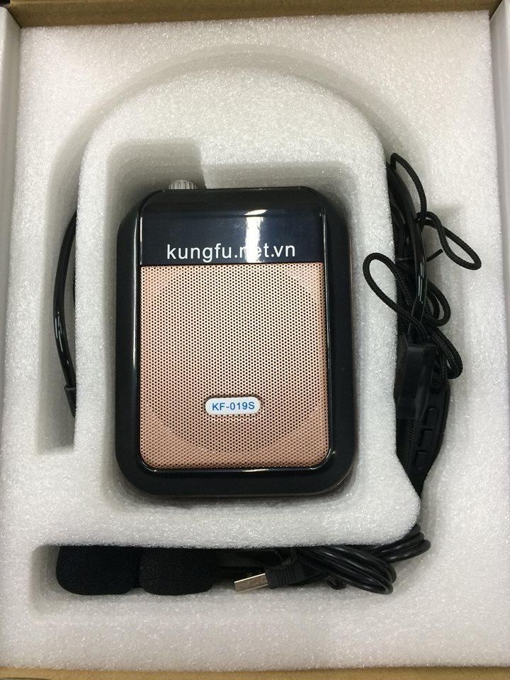 Máy trợ giảng không dây Kungfu KF-019S ( chưa bao gồm VAT)