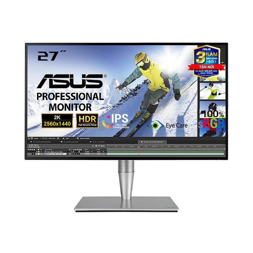Màn hình Asus ProArt PA27AC (27 inch/2K/IPS/HDR10/100% sRGB)