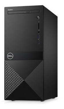 PC Dell Vostro 3670 J84NJ1 i5 8400/4GB /1TB/DVDRW/K+M/WL/DOS