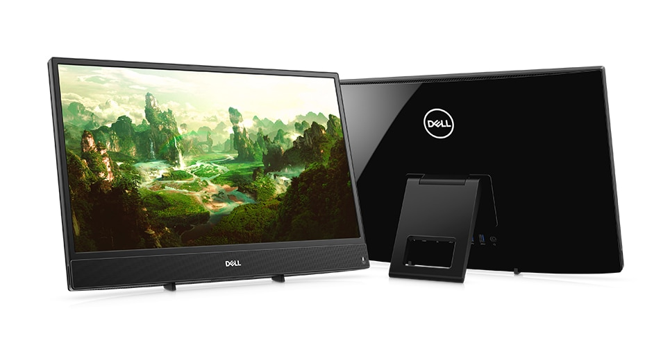 PC Dell All in one Inspiron 3277T TNC4R2 i5 72000U/8GB/1TB/21.5