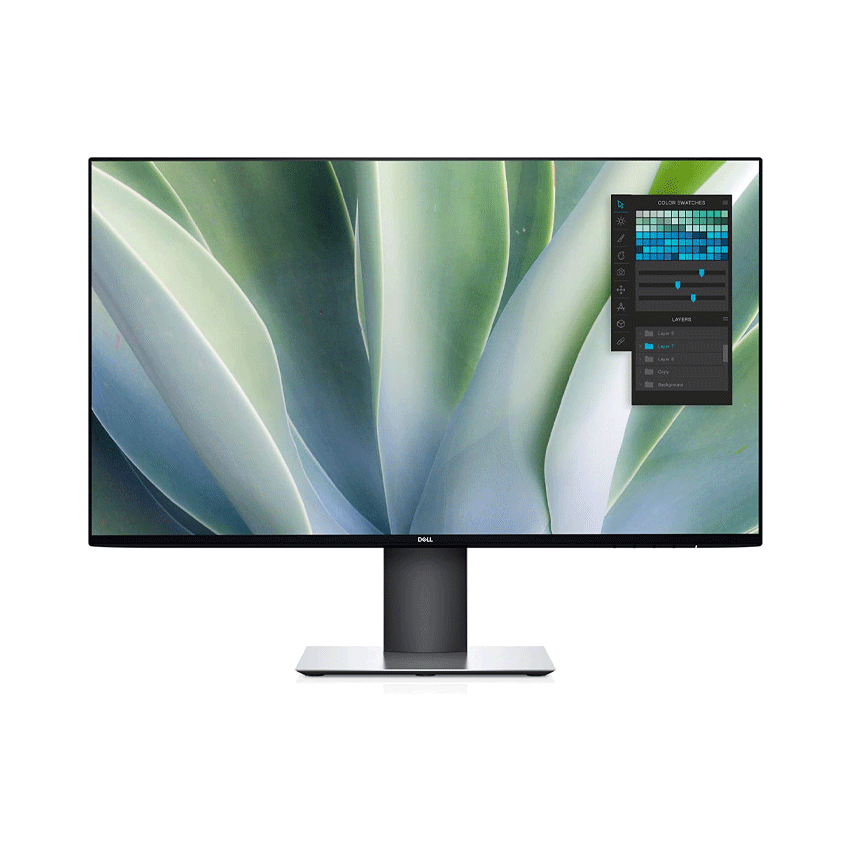 Màn hình Dell U2719DC (27inch/QHD/IPS/60Hz/8ms/350nits/HDMI+DP+USBTypeC)