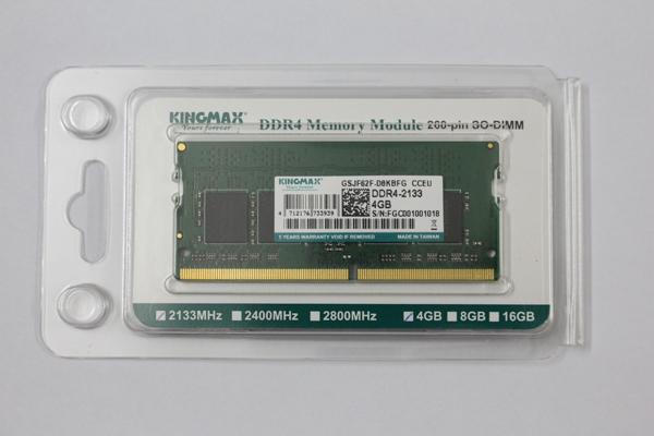 Ram Kingmax Dram laptop 4G/2133 1,35v