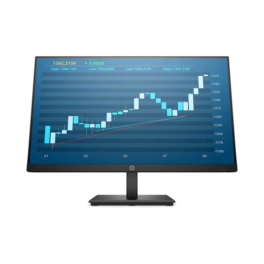 Màn hình HP P244 (23.8 inch/FHD/LED/IPS/250cd/m²/HDMI+VGA/60Hz/5ms)