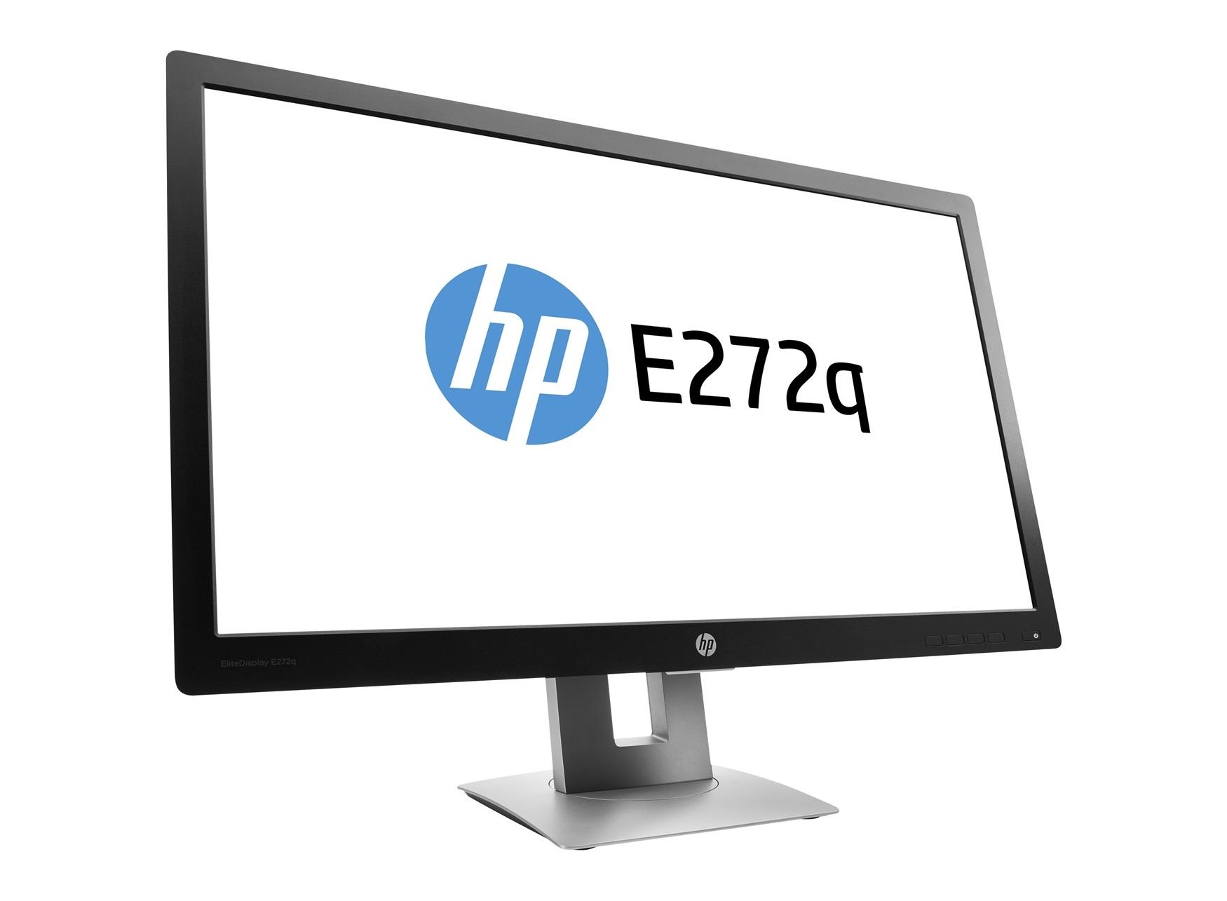 Màn hình HP EliteDisplay E272Q 27