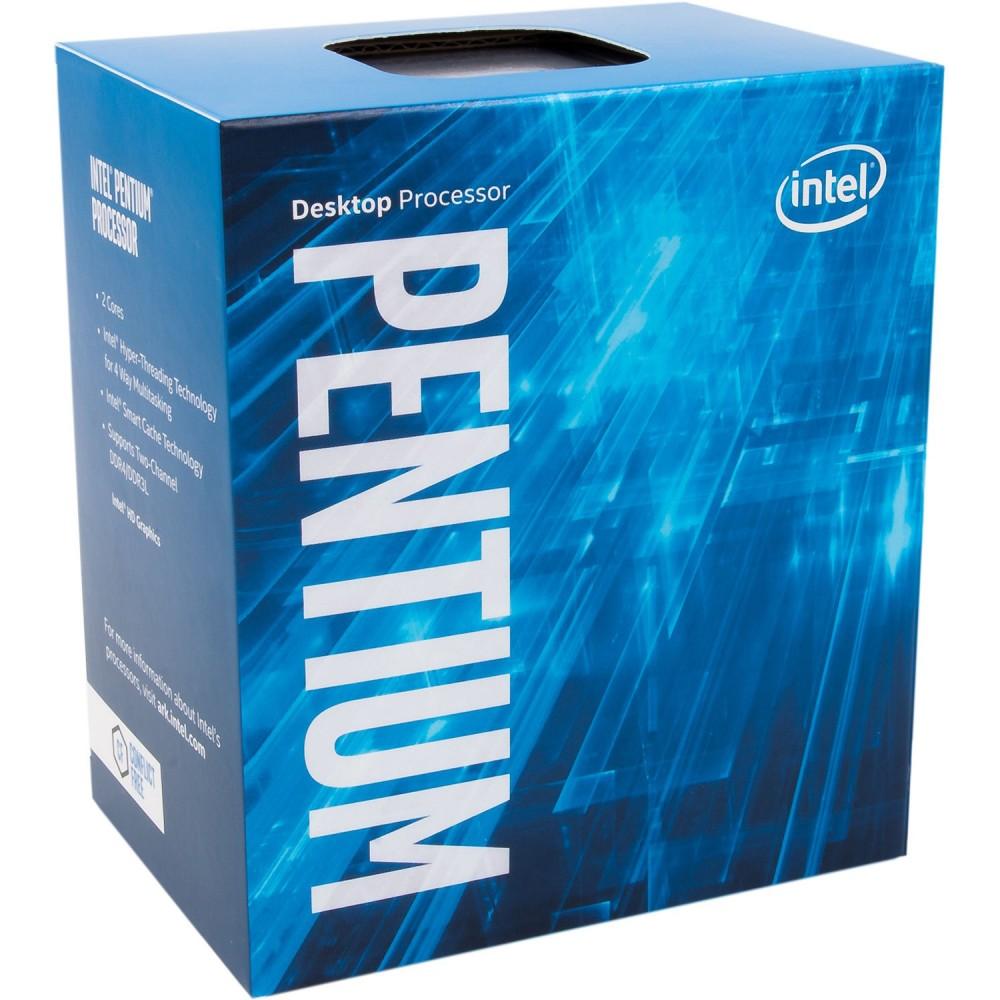 CPU Intel Pentium G4560