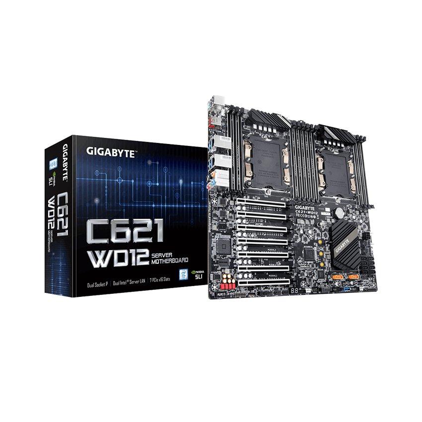 Mainboard Gigabyte C621-WD12