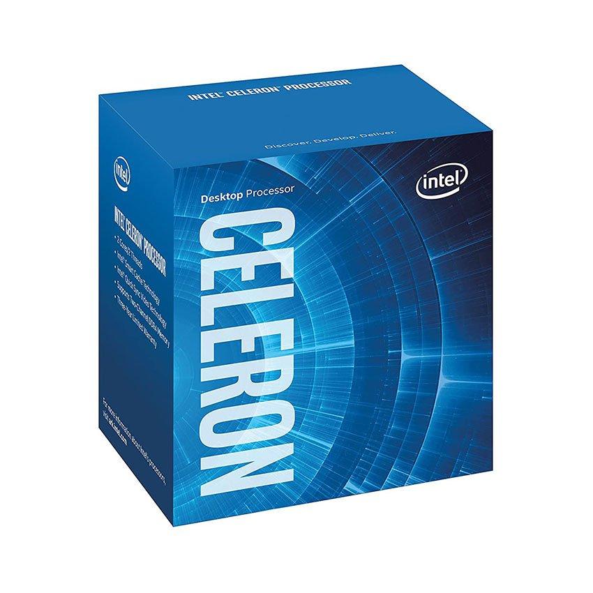 CPU Intel Celeron G4900 (3.1GHz, 2 nhân 2 luồng, 2MB Cache, 54W) - Socket Intel LGA 1151-v2