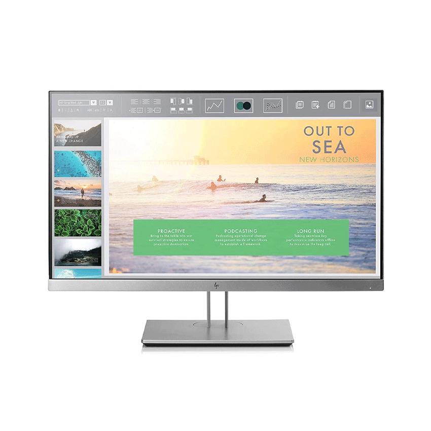 Màn hình HP EliteDisplay E233 (23 inch/FHD/LED/IPS/250cd/m²/VGA+HDMI+DP/60Hz/5ms)