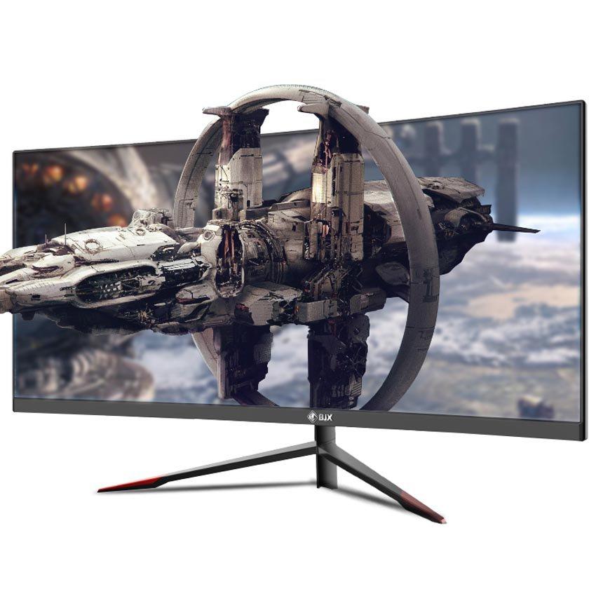 Màn hình BJX G30P5 (30 inch/UWHD/VA/200Hz/5ms/HDMI+DP/Free-Sync/Cong)