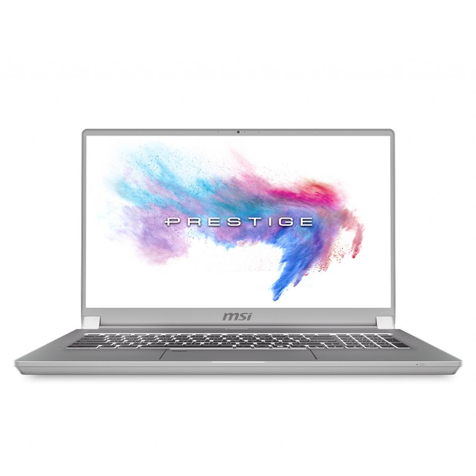 Laptop MSI P75 Creator 9SF (i9 9880H/ 32GB RAM/1TB SSD/RTX2070 8G MaxQ/17.3 inch UHD 4K/Win 10)