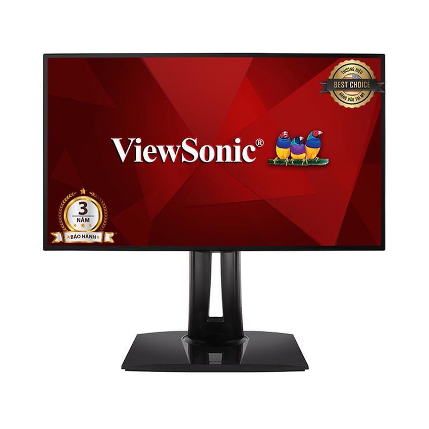 Màn hình Viewsonic VP2458 (23.8 inch/FHD/IPS/75Hz/5ms/250 nits/HDMI+DP+VGA+USB)