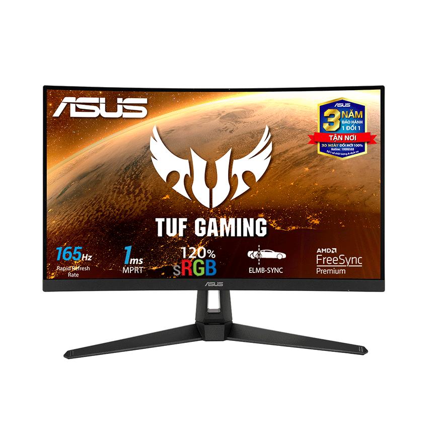 Màn hình Asus VG27VH1B (27inch/FHD/VA/144Hz/1ms/250nits/HDMI+DSub+Audio)