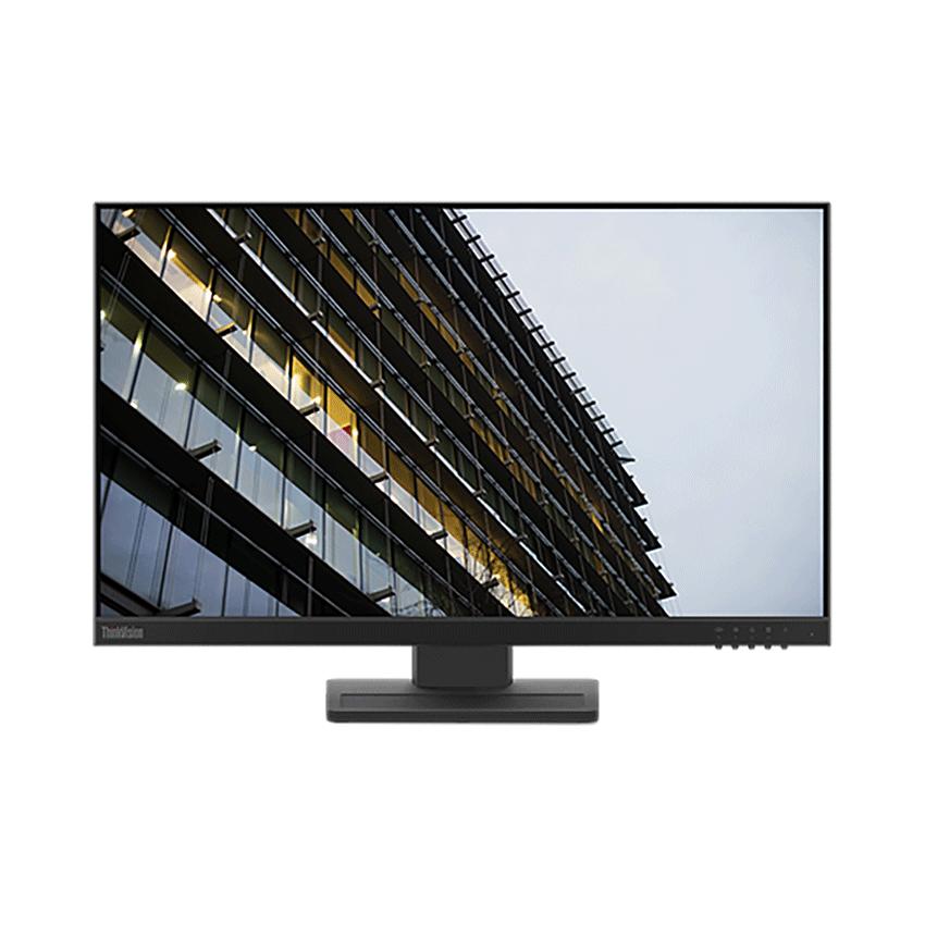 Màn hình Lenovo E24-20 (23.8inch/FHD/IPS/60Hz/250 nits/HDMI+DP+VGA)