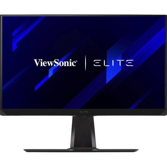 Màn hình Viewsonic Elite XG270Q (27inch/QHD/IPS/165Hz/1ms/400nits/HDMI+DP+USB Type-B+USB Type-A+Audio/GSync)