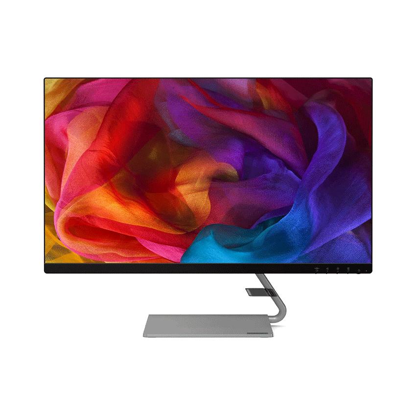 Màn hình Lenovo Q27Q-10 (27 inch/2K/IPS/75Hz/4ms/300 nits/HDMI+DP)