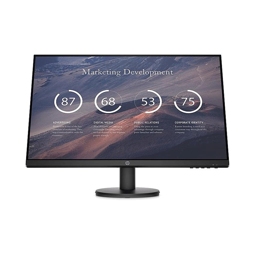 Màn hình HP P27V G4 (27inch/FHD/IPS/60Hz/5ms/300nits/HDMI+VGA)