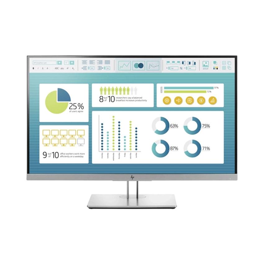 Màn hình HP E273 (27inch/FHD/IPS/60Hz/5ms/250nits/HDMI+VGA+DP)