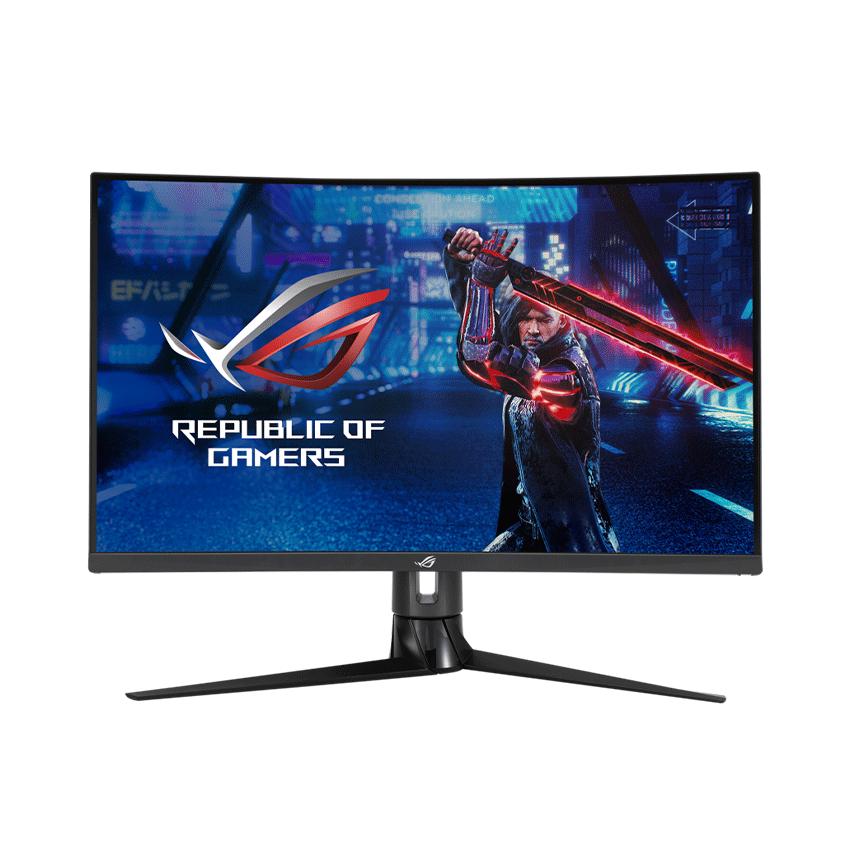 Màn hình Asus XG32VC (31.5inch/WQHD/VA/170Hz/1ms/400nits/HDMI+DP+USB-C+Audio/Freesync/Cong)